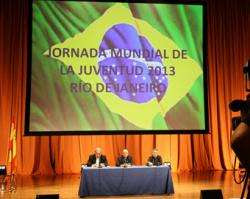 Prefeito do Rio acredita que a JMJ 2013 reunirá a mais gente que a Copa do mundo de Futebol