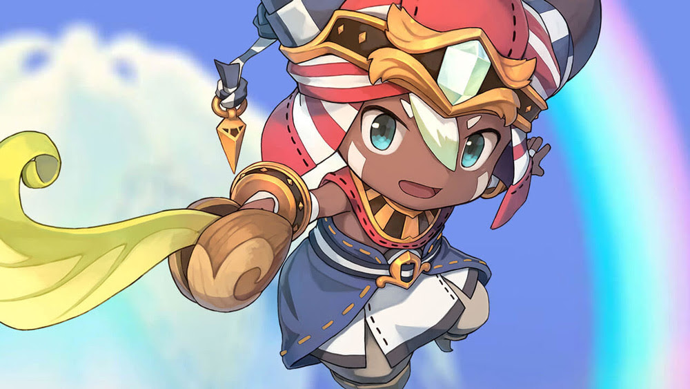 Ever Oasis isn't what I thought it would be screenshot