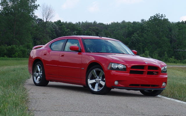 2009 Dodge Charger - Tests,