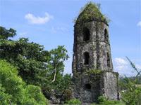 Cagsawa Ruins, Philippines