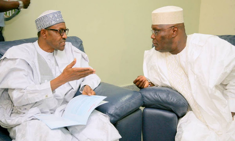 Atiku warns Buhari