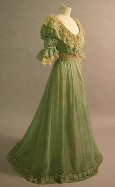 Wedding dresses from the 1700's and 1800's from McCord