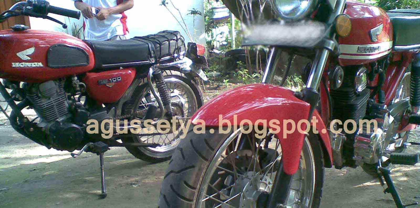 Download Modifikasi Motor Tiger Jadi Cb 100 Terupdate Velgy Motor