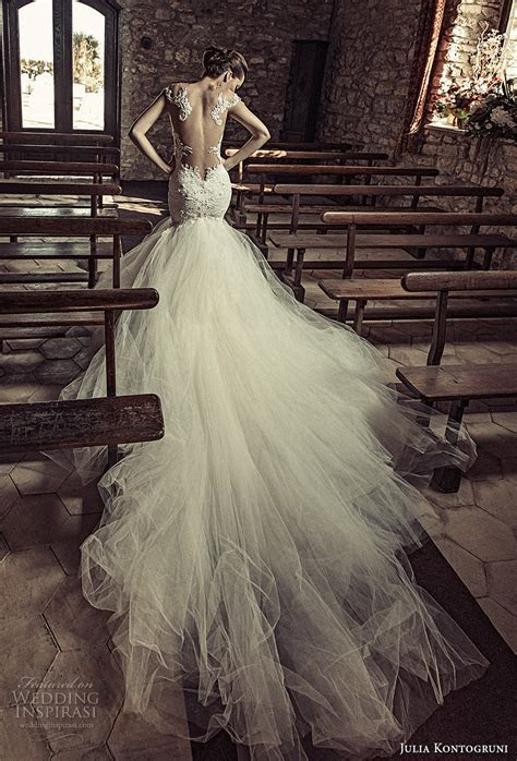Julia Kontogruni 2017 Wedding Dresses   Wedding Inspirasi