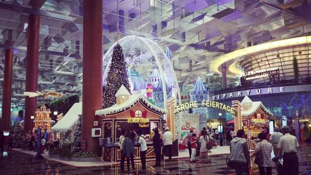 Φωτογραφική περιήγηση στο εντυπωσιακό αεροδρόμιο Changi της Σιγκαπούρης (19)