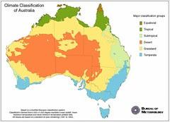 Kepelbagaian Iklim Di Australia