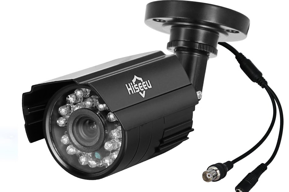 WM 1080P AHD CCTV  Camera 2MP HD Analog Outdoor Security 4IR Night Vision Metal