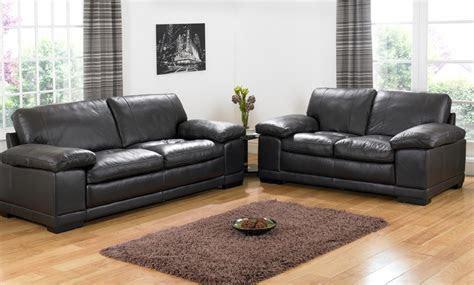 decorating  room  black leather sofa traba homes