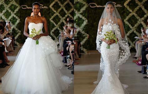 The Best Oscar de la Renta Wedding Dresses   MODwedding