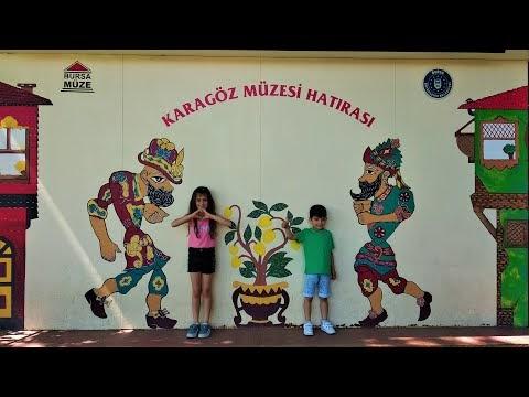 Karagöz Müzesi Gezisi