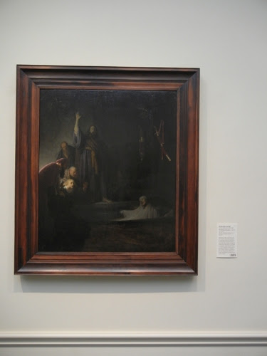 DSCN8020 _ The Raising of Lazarus, c. 1630-1632, Rembrandt Harmensz. van Rijn (1606-1669), LACMA