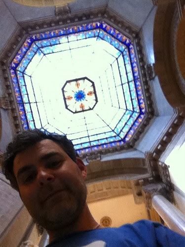 Steve w IN Capitol Dome