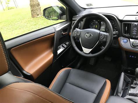 road test  toyota rav se hybrid  intelligent driver
