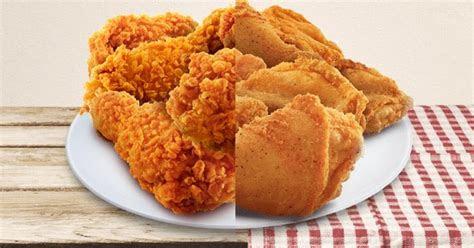 harga ayam goreng kfc ala carte senarai harga makanan