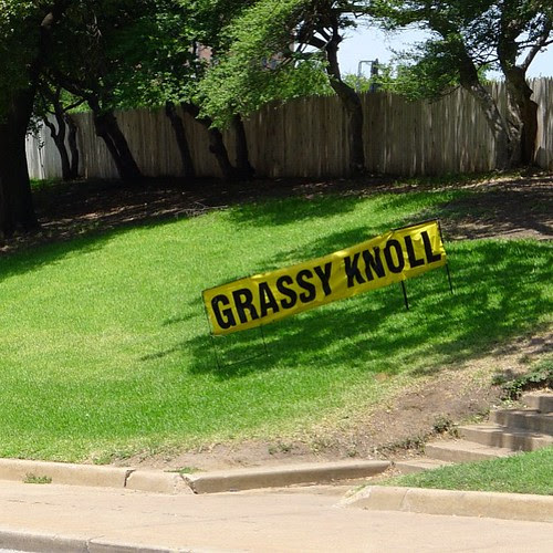 Just guess what this is. #Dallas #crassyknoll
