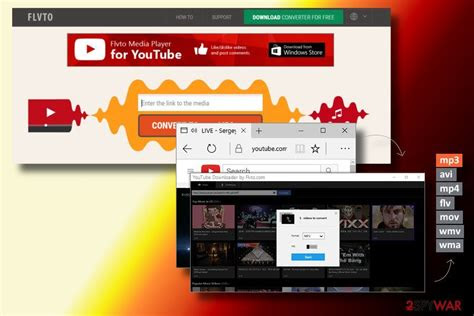 remove flvto youtube downloader removal guide updated