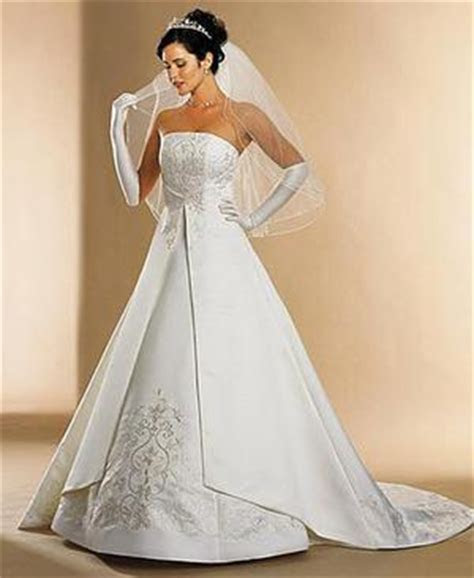 David's Bridal 5268   Used Wedding Dress