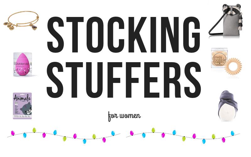 Stocking Stuffer Gift Guide For Women Casey La Vie