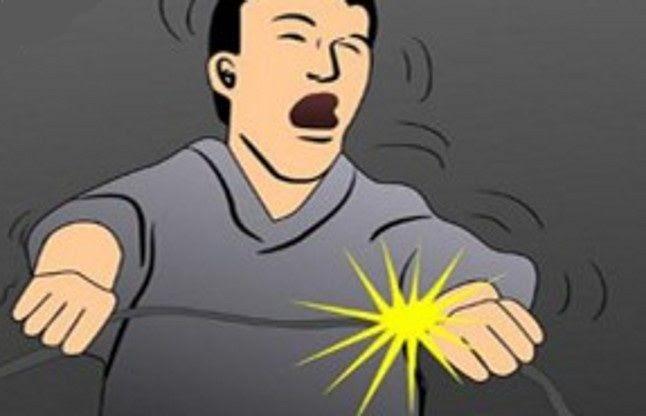 बिजली बोर्ड कर्मचारी की करंट लगने से मौत-Himachalse