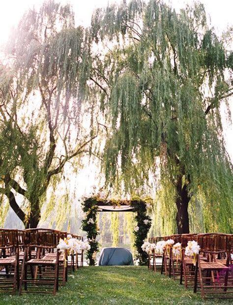 25  best ideas about Willow tree wedding on Pinterest