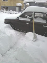 to get to the car
