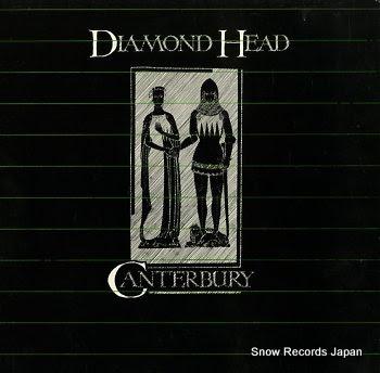 DIAMOND HEAD canterbury