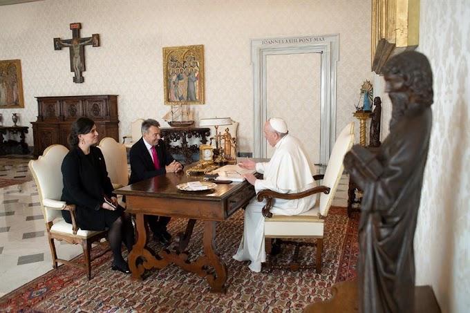 EL PAPA Y VARIOS LÍDERES RELIGIOSOS REZARÁN EN ROMA POR LAS VÍCTIMAS DE GUERRAS Y LA PANDEMIA