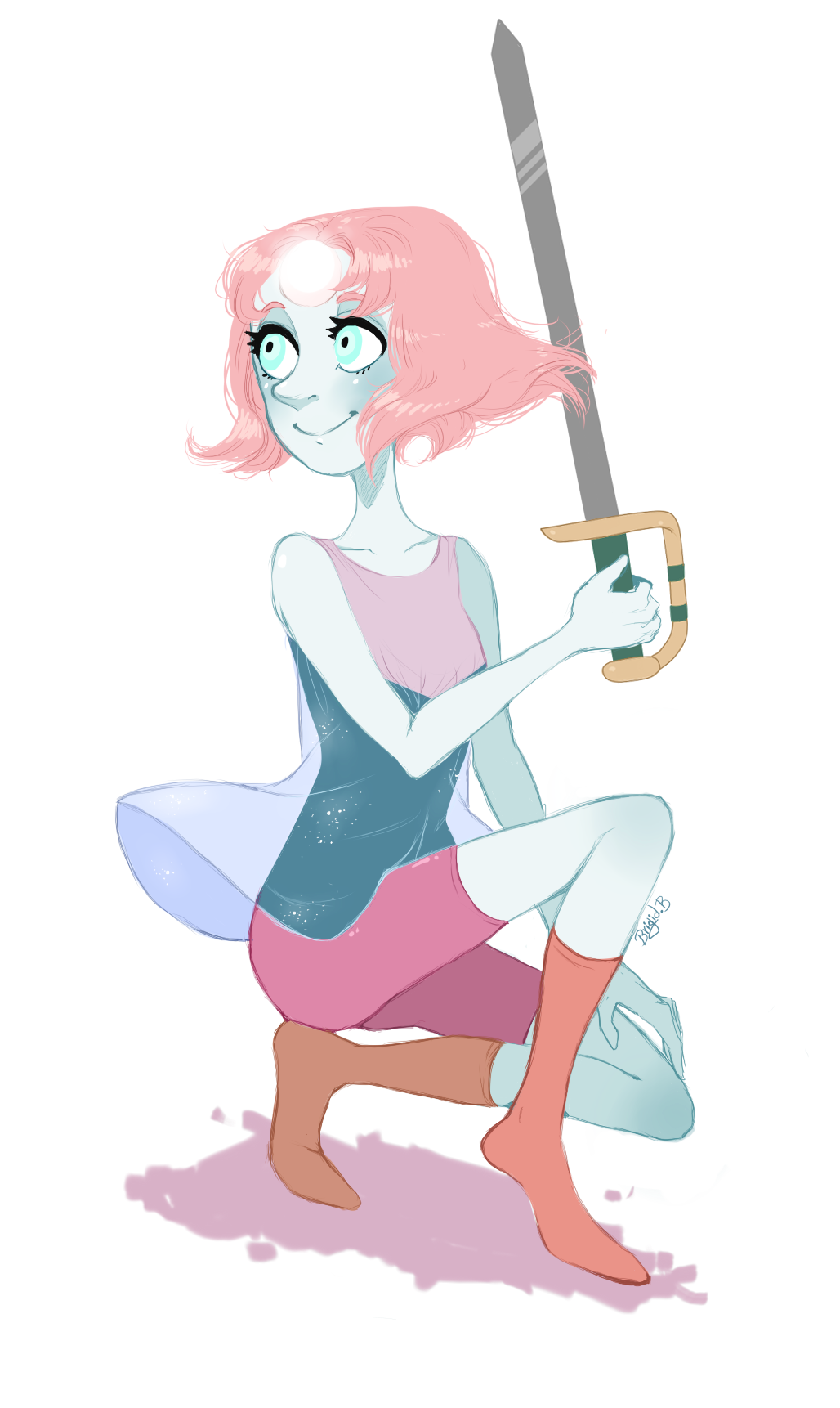 Pearl in The Answer
