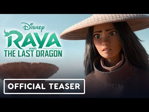 Raya and the Last Dragon - Official Teaser Trailer (2021) Kelly Marie Tran, Awkwafina