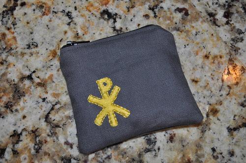Caitlin's Rosary Bag