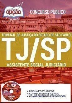 Apostila TJSP Assistente Social Judiciário 2017