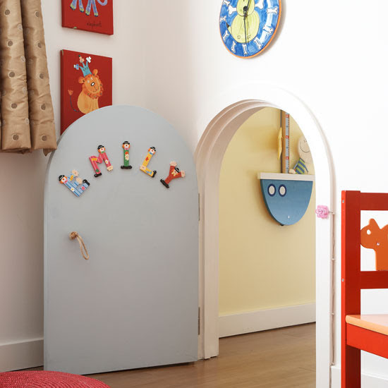 5-wonderful-colourful-childrens-room-Alice-in-Wonderland | Home ...