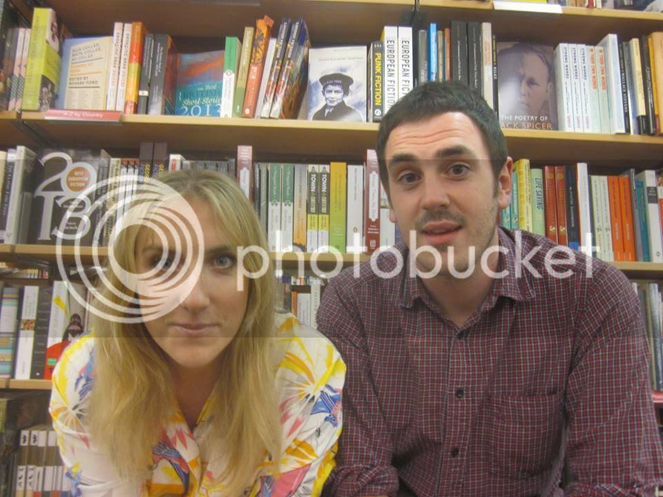 Tom Ellen & Lucy Ivison
