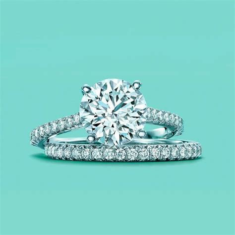 25  best ideas about Tiffany Wedding Rings on Pinterest