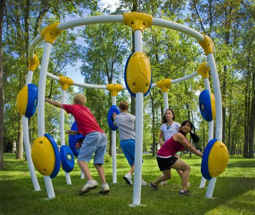 Neos Playground 8 maravillosos parques infantiles del futuro