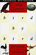 Bird by Bird: Some Instructions on Writing and Life Cover