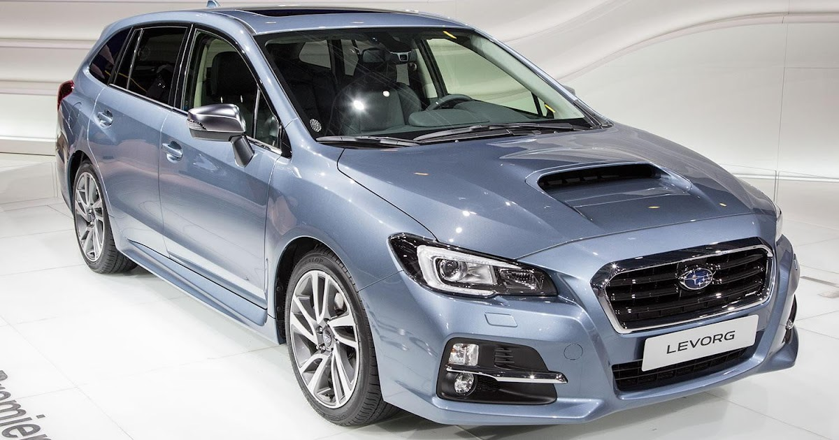 Subaru Levorg Usa >> All We Ll Drive Why There S No Levorg In The Us