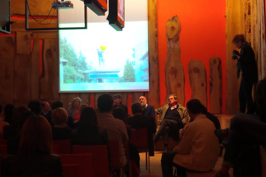 All'Aperto, Triennale e Fondazione Zegna