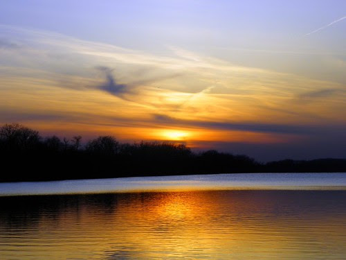 3 25 2010 Saganashkee Slought sunset (4)