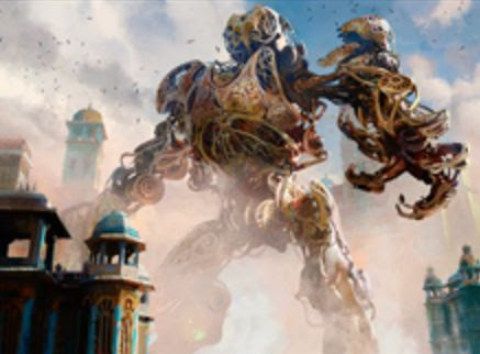 Image result for metalwork colossus mtg