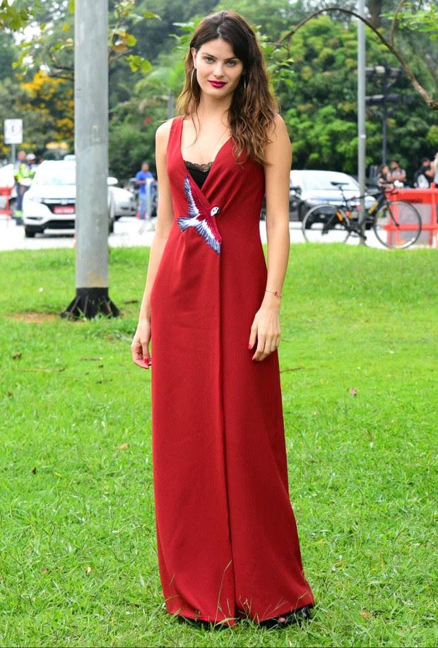 Isabeli Fontana (Foto: Leo Franco / AgNews)