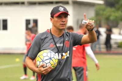 zé ricardo (Foto: Gilvan Souza - Divulgação, Flamengo)