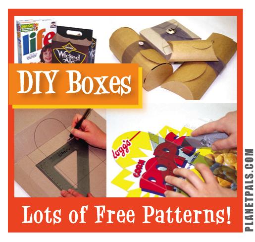 make boxes