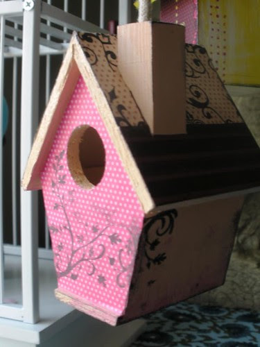 alternative birdhouses