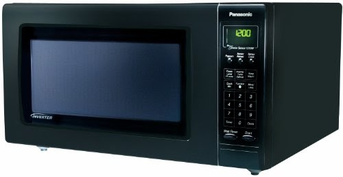Convection Microwave Panasonic Nn H965bf Genius 2 2 Cuft