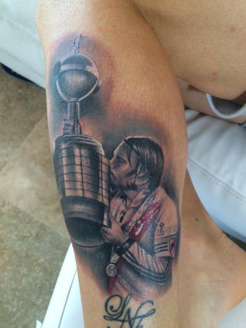 Los Tatuajes Más Impresionantes Que Lucen Los Deportistas Ascom