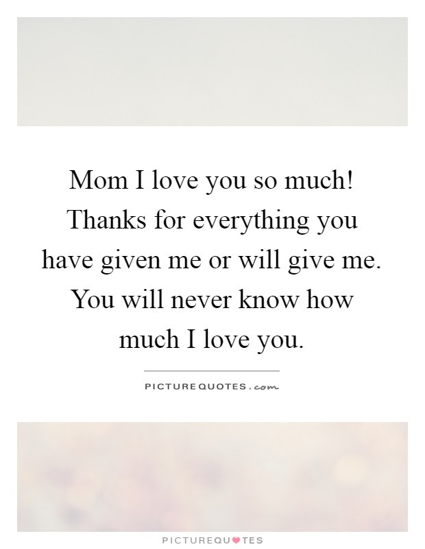 I Love You So Much My Super Mom Blank Drawing Book Happy Mothers