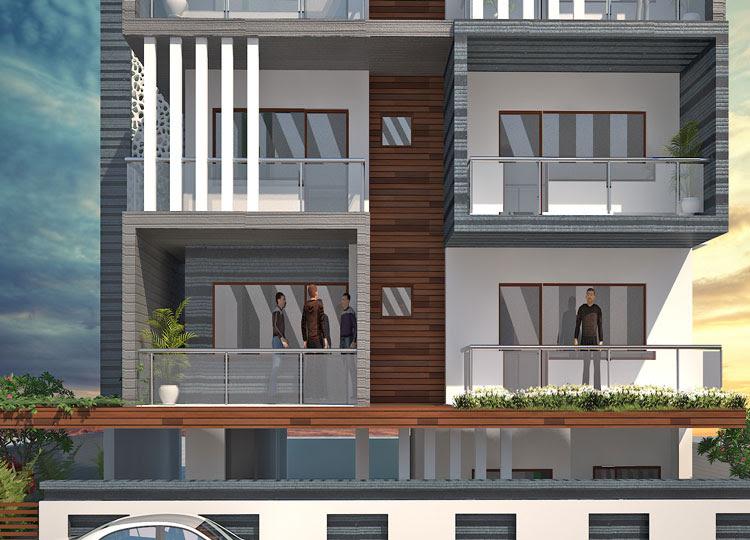 Front Elevation Tiles In Delhi Tiles For Elevation Exterior