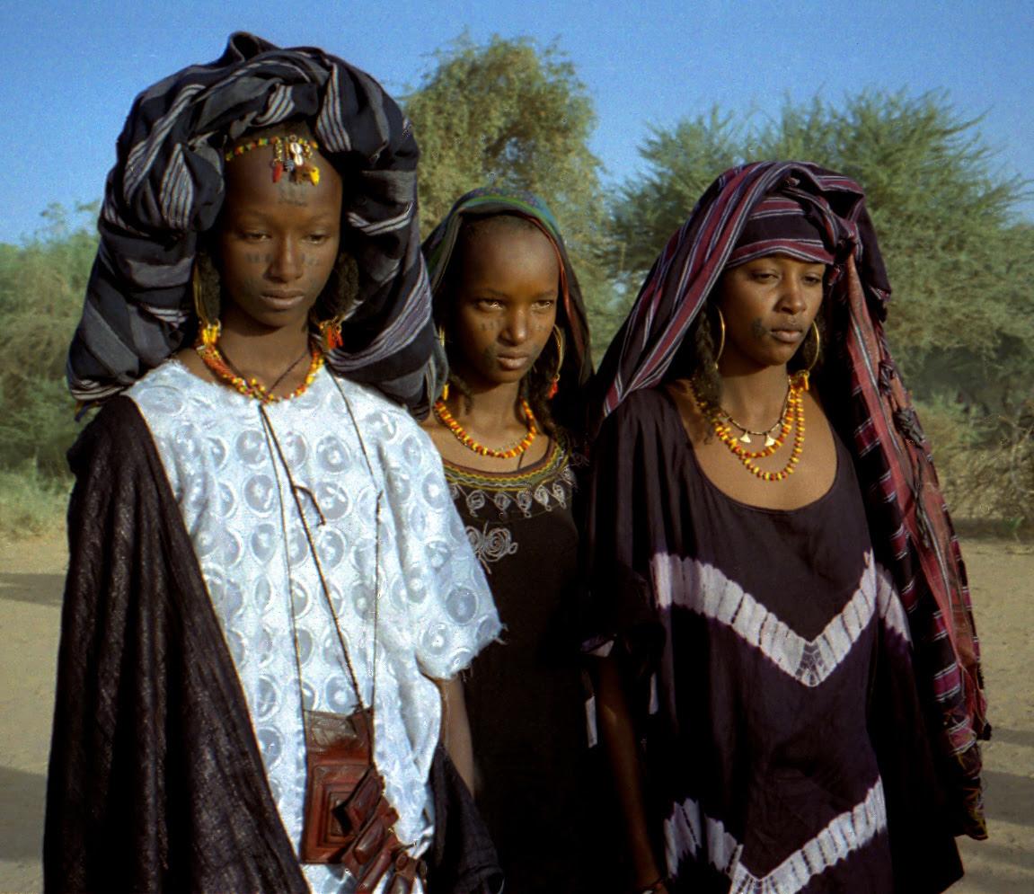 WODAABE (MBORORO) PEOPLE: THE NOMADIC FULANI SUB-TRIBE THAT