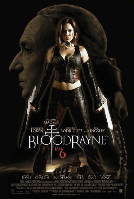 bloodrayne e
